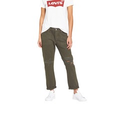 Levis 501 CT Custom Tapered Ripped Jeans