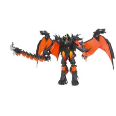 Transformers Prime Beast Hunters Fire Predaking