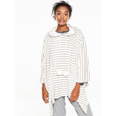 V by Very Luxe Lounge Poncho