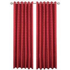 Laurence Llewelyn-Bowen Gloriental Lined Eyelet Curtains 168X182cm