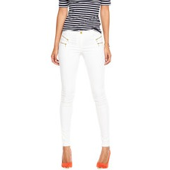 V By Very Twin Zip Skinny Jeans