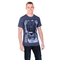 Cargo Bay New York City Printed T-Shirt