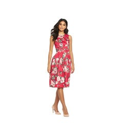 Miss Selfridge Floral Bouquet Print Prom Dress
