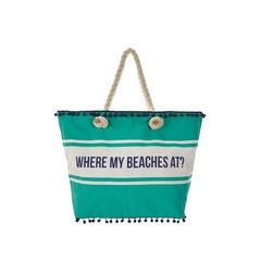 V By Very Where My Beaches At Bag