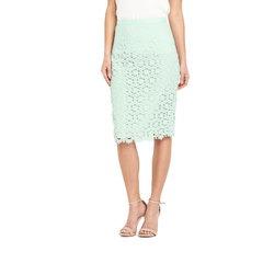 Miss Selfridge Lace Pencil Skirt