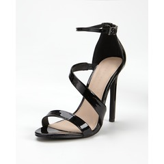 Shoe Box Paris Asymmetric Minimal Sandals