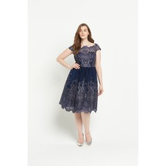 Chi Chi Curve Lace Full Dress