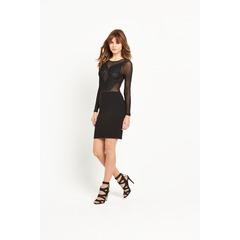 Miss Selfridge Cornelli Bodycon Dress