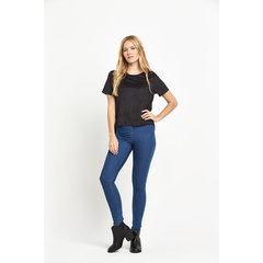 Miss Selfridge Suedette Top