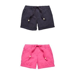 V By Very 2 Pack of Shorts
