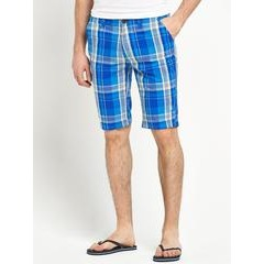 Goodsouls Check Shorts