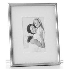 Silver Mounted Box Frame - 5x7