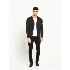 Fred Perry Oxford Texture Cardigan