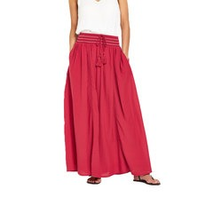 V By Very Tassel Flowing Maxi Skirt