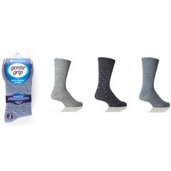 Sock Shop Pack of 3 Gentle Grip Socks