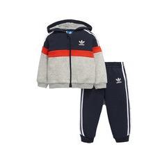 Adidas Originals Infants Hooded Tracksuit