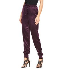 V By Very Satin Cuff Sporty Trousers