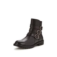 Hush Puppies Jane Klain Buckle Ankle Boots