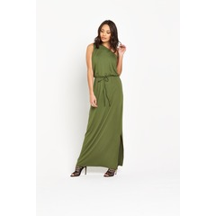V By Very One Shoulder Maxi Dress