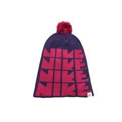 Nike Older Girls Futura Pom Pom Hat