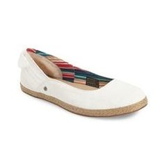 Ugg Perrie Canvas Espadrille Shoes