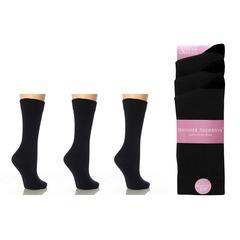 Jennifer Anderton Pack of 3 Cotton Socks