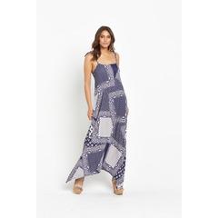 V by Very Hanky Hem Scarf Dress