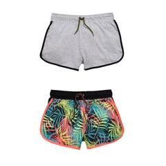 V By Very Sporty Essentials Pack of Two Shorts