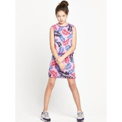 Freespirit Two Piece Girls Quilted Top and Skirt Set