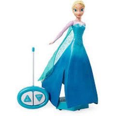 Princess Elsa Ice Skater With Remote Control