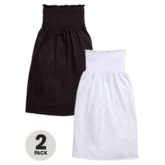 V By Very Pack of Two  Jersey Sundresses