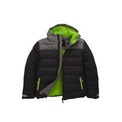 V By Very Contrast Yoke Padded Jacket