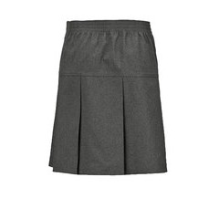 Top Class Girls Pack of 2 Essential Pleated Skirts