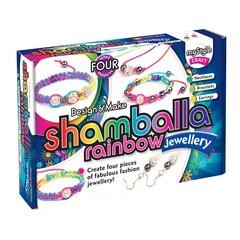 Design & Make Shamballa Rainbow Jewellery Craft Kit