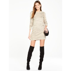 V By Very Space Dye Sweater Dress