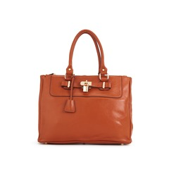 Smith and Canova Leather Tote Bag