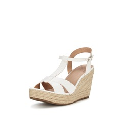 V by Very Miles Espadrille Fashion Platform Wedges