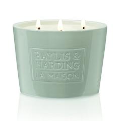Baylis & Harding La Maison 3 Wick Candle