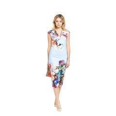 Ted Baker Focus Bouquet Neoprene Dress