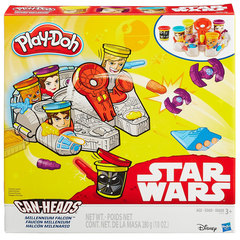 Play-Doh Star Wars Millennium Falcon