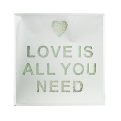 Hestia Light Up Mirror-Love Is All You Need