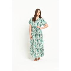Junarose Short Sleeve Maxi Dress