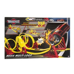 Teamsterz Mega Multi Loop Car Playset