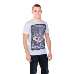 Cargo Bay Vegas Printed T-Shirt
