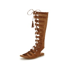 V by Very Jefferson High Leg Gladiator Sandal