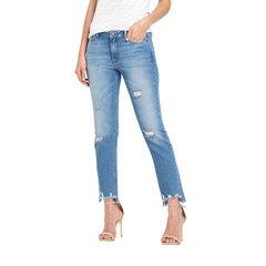 V By Very Rae Stepped Hem Jeans