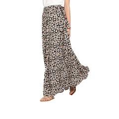 V By Very Wrap Maxi Skirt