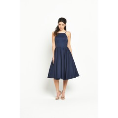 Chi Chi London High Neck Midi Prom Dress