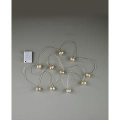 Leaf Metal String Lights