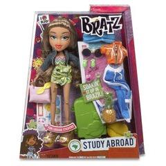 Bratz Study Abroad Yasmin Doll